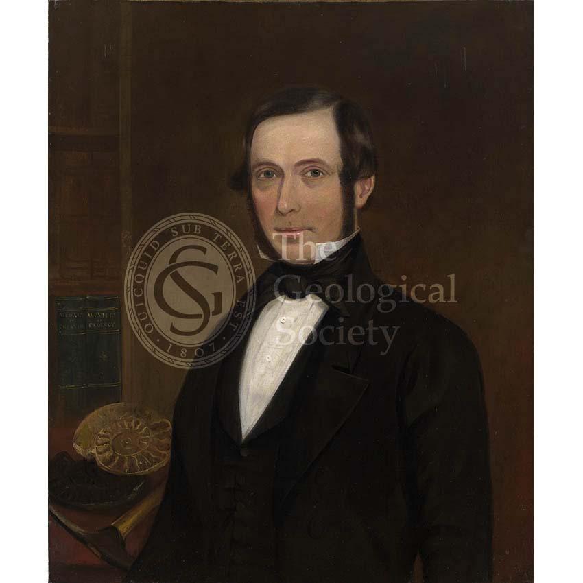 Gideon Algernon Mantell (1790-1852)