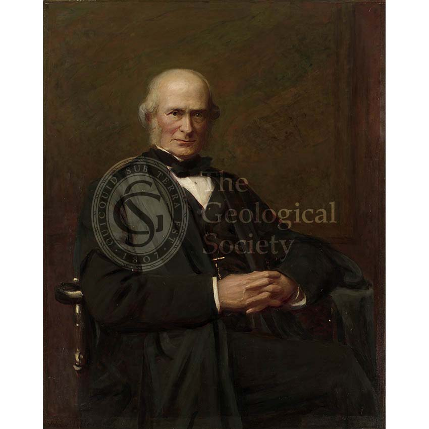 Sir Joseph Prestwich (1812-1896)