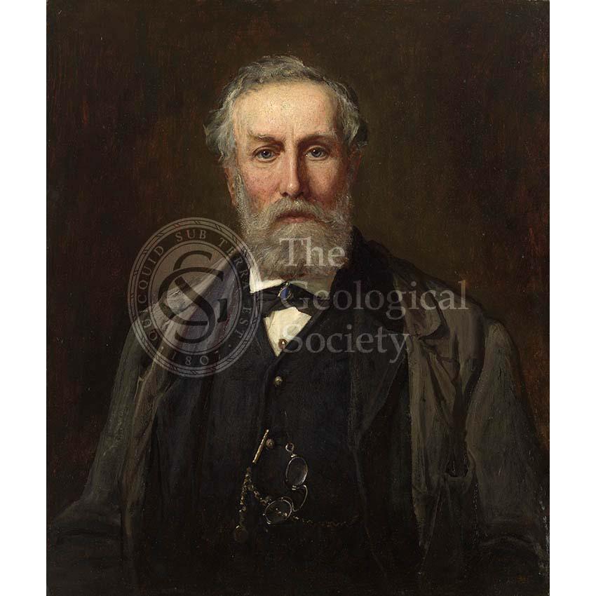 Sir Andrew Crombie Ramsay (1814-1891)