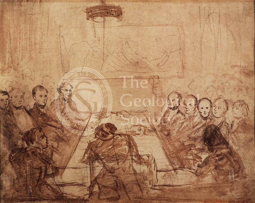 Ordinary Meeting of the Geological Society