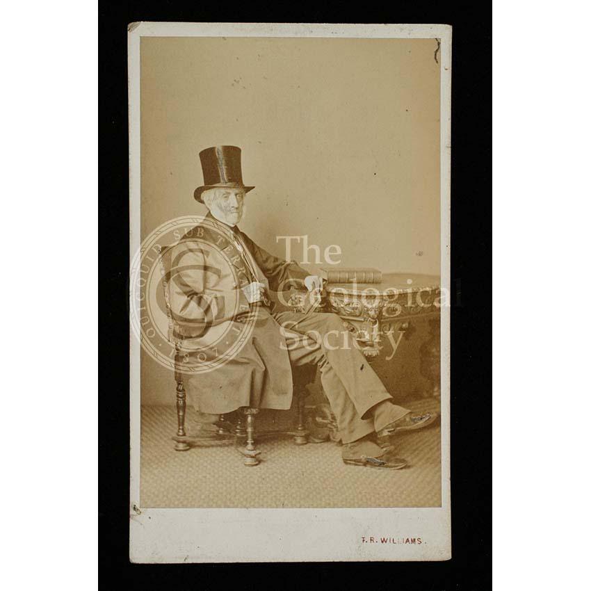 John Jeremiah Bigsby (1792-1881)