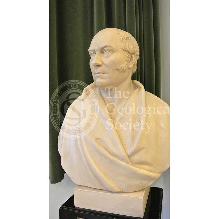 Bust of William Smith (1769-1839)