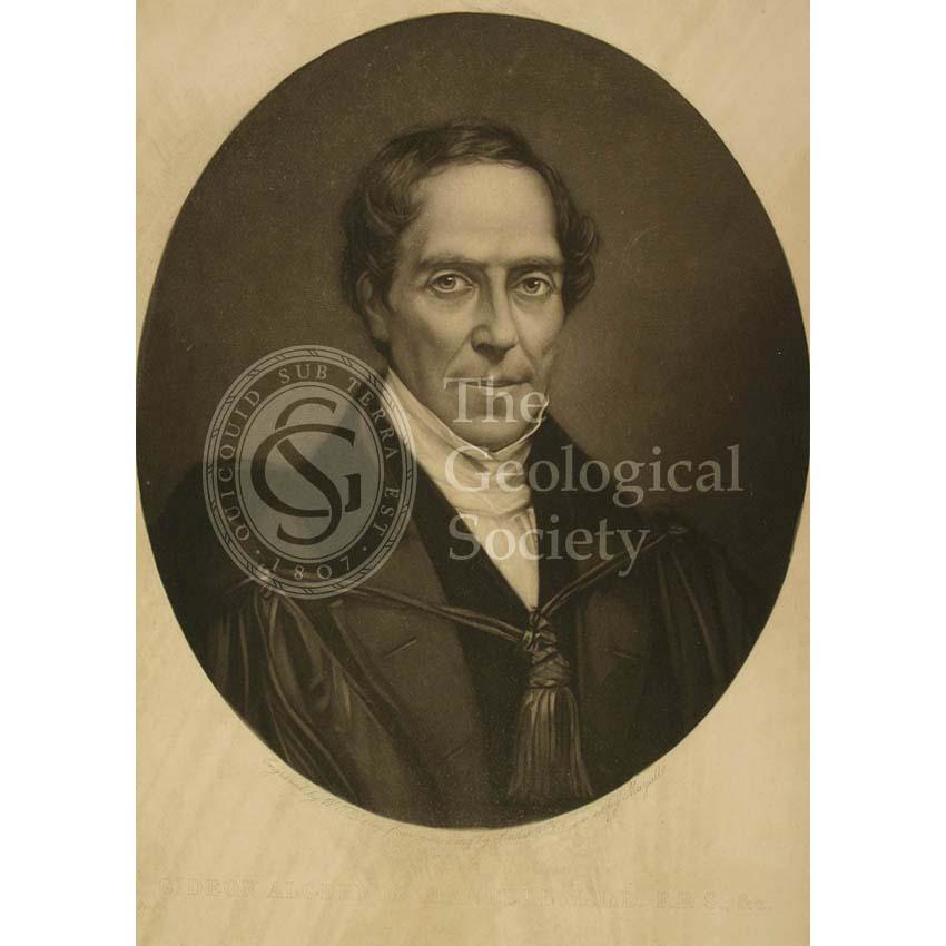 Gideon Mantell (1790-1852)