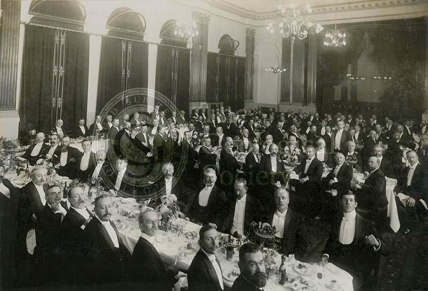 Geological Society Club's dinner, 1907 (2)