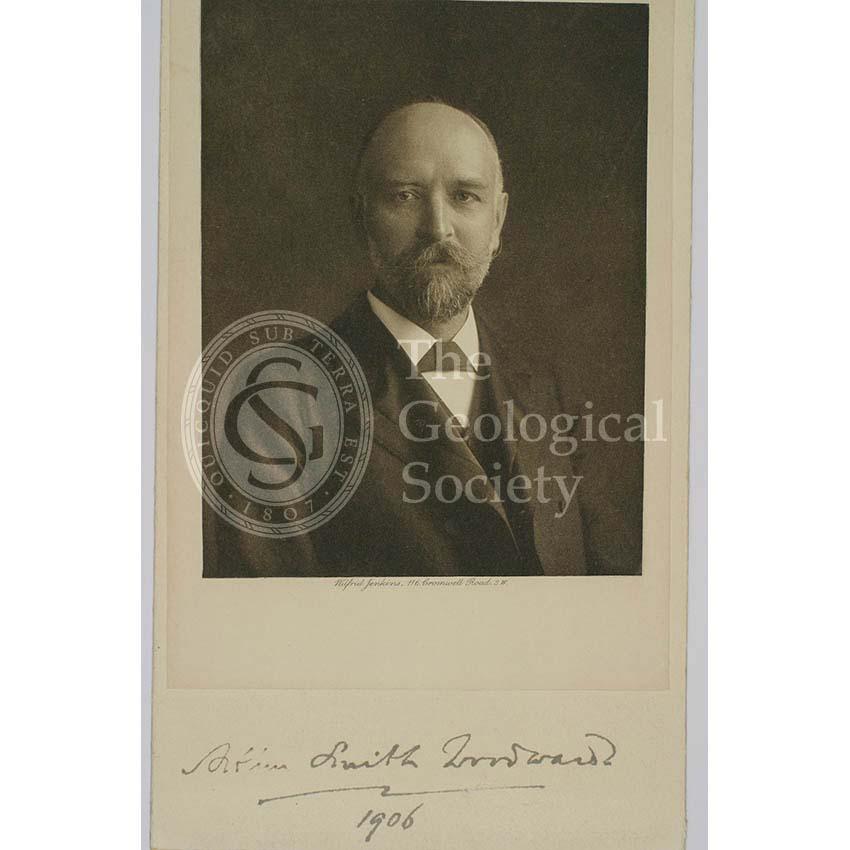 Arthur Smith Woodward (1864-1944)