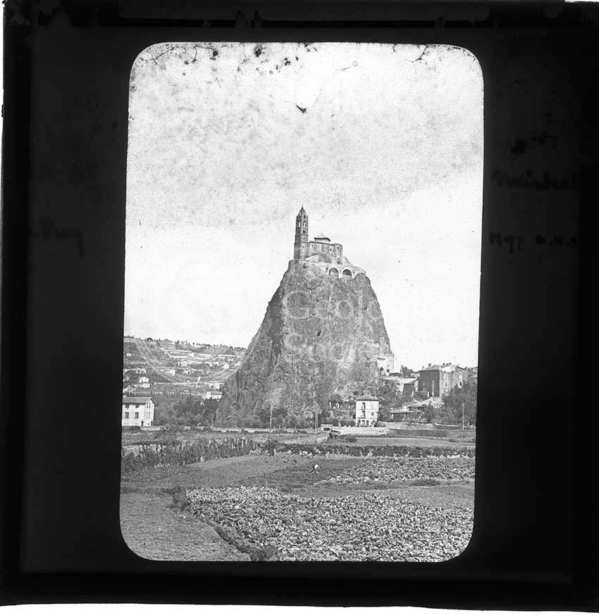 Saint Michel d'Aiguilhe, Le Puy-en-Velay, Auvergne