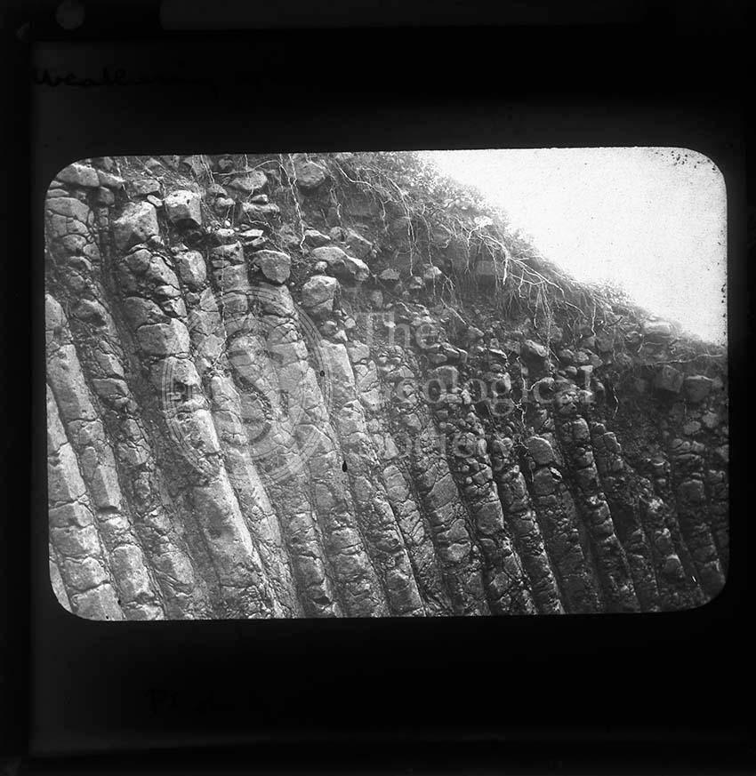 Basalt, Asbach (Siebengebirge)