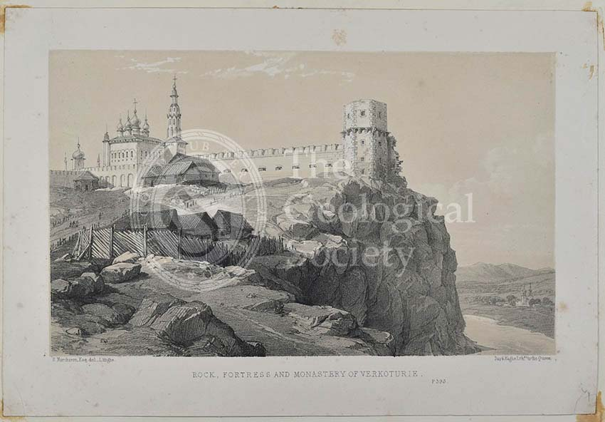 'Rock, Fortress and monastery of Verkoturie'