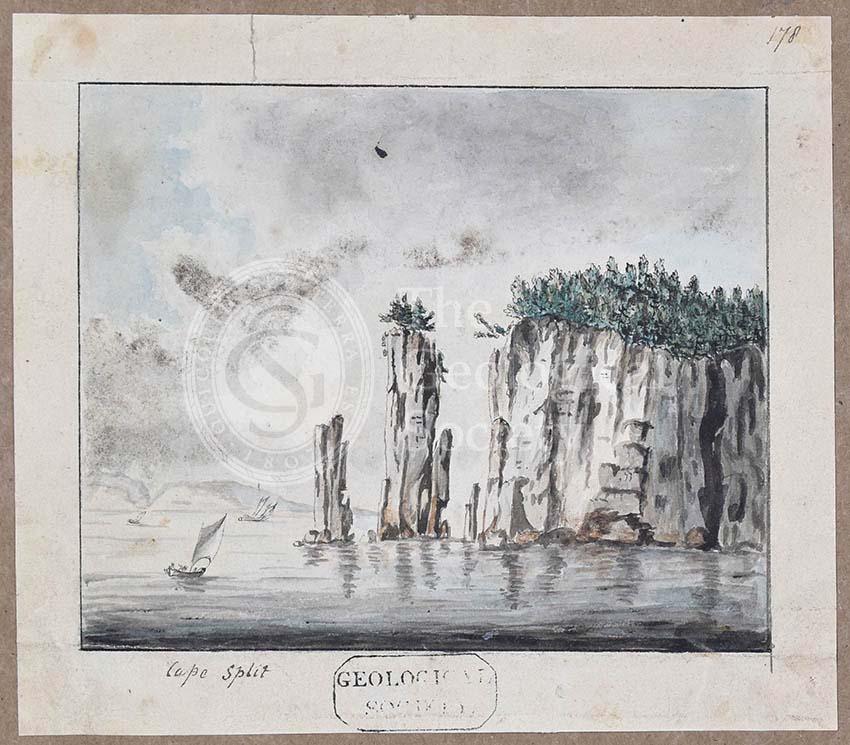 'Cape Split, Nova Scotia'