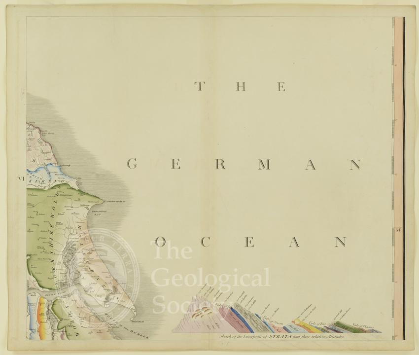 Plate VI [German Ocean]