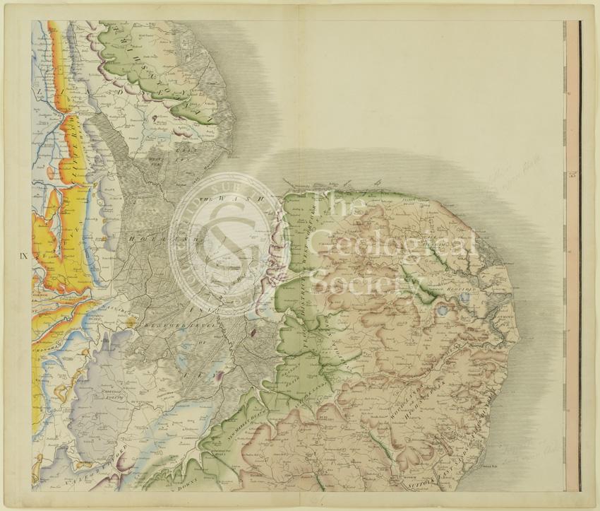 Plate IX [East Anglia]