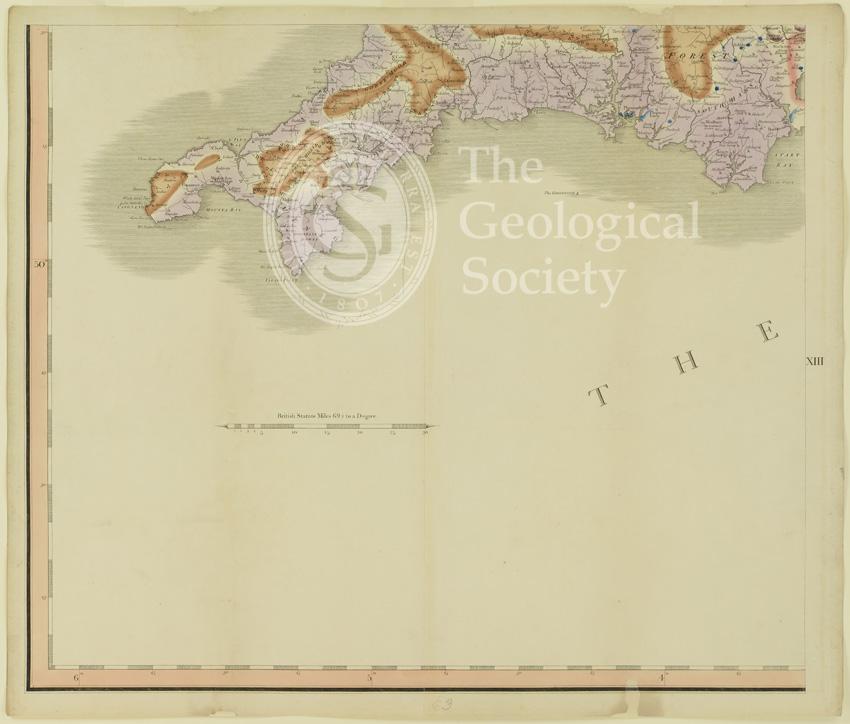 Plate XIII [Cornwall]