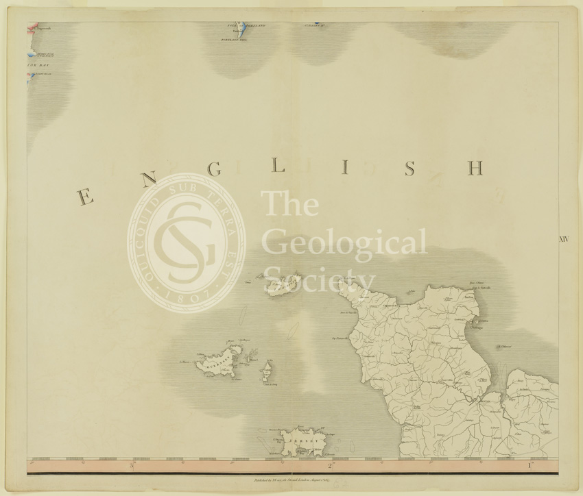 Plate XIV [English Channel]