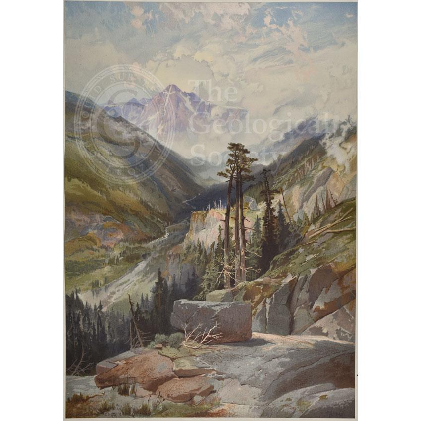 Mountain of the Holy Cross, Colorado