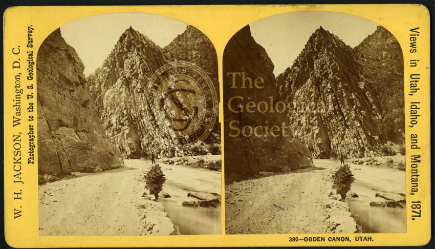 'Views in Utah, Idaho, and Montana', 1871