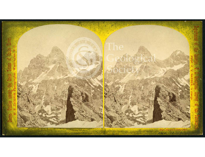 'Studies among the Great Tetons of Snake River', [1872]